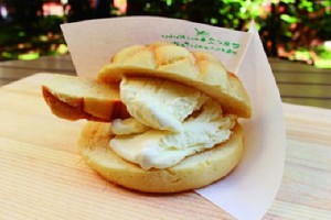 世界で2番目に美味しいメロンパン